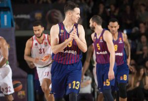 Барселона уничтожила Фенербахче и продолжает лидировать в турнирной таблице