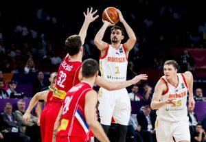 Чемпионат Европы по баскетболу – история