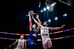 Чемпионат мира по баскетболу – история