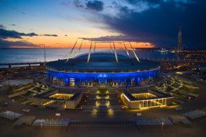 Матчи Евро 2020 в Санкт-Петербурге