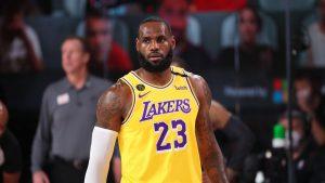 Голый король! Леброн Джеймс и Лос-Анджелес Лейкерс покидают борьбу за титул